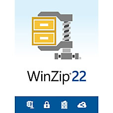 WinZip 22 Standard Download Version