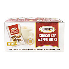 Dolcetto Petites Chocolate Wafer Bites 07