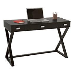 See Jane Work® Kate Writing Desk, Black