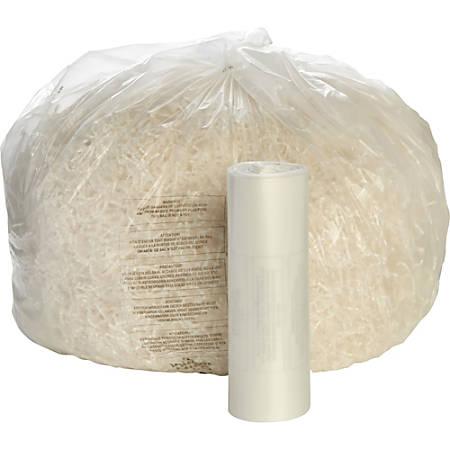 "Shredder Bags, 44"" x 39"", 45 Gallons (1 Roll Of 50) (AbilityOne 8105-01-557-4974)"