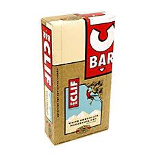 Clif Bar Bars White Chocolate Macadamia