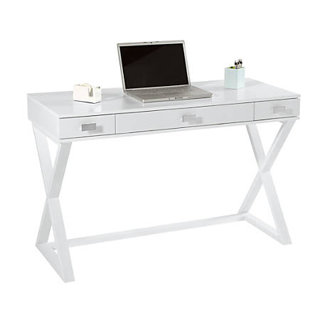 Remarkable See Jane Work Kate Writing Desk White Item 384419 Beutiful Home Inspiration Truamahrainfo