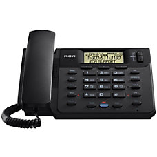 RCA 25201RE1 2 Line Corded Speakerphone