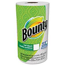 Bounty Full Sheet Paper Towels 2