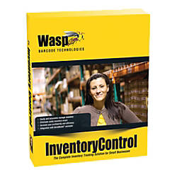 Wasp Inventory Control v70 RF Professional