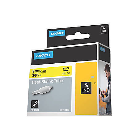DYMO® Heat Shrink Tube Label, 10536482