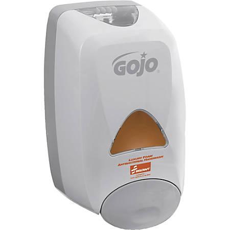 GOJO® Green Seal Certified And Antibacterial Foam Handwash/Dispenser, 1250mL (AbilityOne 4510-01-551-2865)