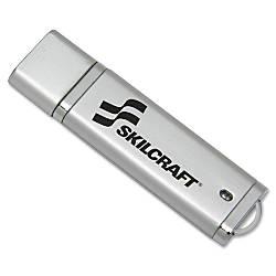 USB Flash Drive With 256 Bit