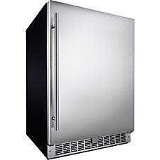 Silhouette Aragon Professional DAR055D1BSSPRO Refrigerator 550
