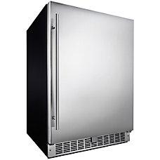 Silhouette Aragon Professional DAR055D1BSSPRO Refrigerator
