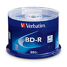 BD R 25GB 16X with Branded