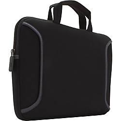 Case Logic Black 121 Laptop Sleeve