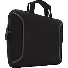 Case Logic Black 121 Laptop Sleeve