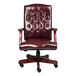 Boss Office Products Traditional High Back