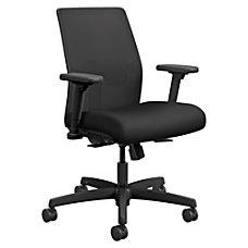 HON Ignition Mesh Task Chair Black