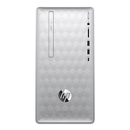 HP Pavilion 590-p0070 Desktop PC, 8th Gen Intel® Core™ i7, 12GB Memory, 1TB Hard Drive, Windows® 10 Home