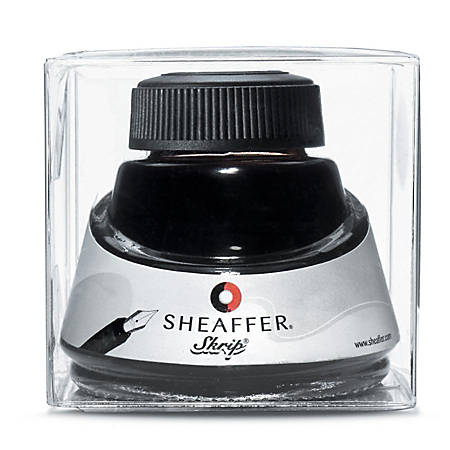 Sheaffer Skrip Bottled Ink - Black 1.69 fl oz Ink - 1 Each