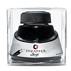 Sheaffer Skrip Bottled Ink Black 169