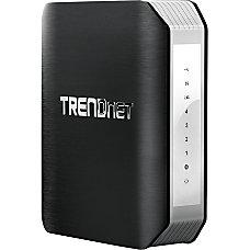 TRENDnet Wireless Router TEW 818DRU