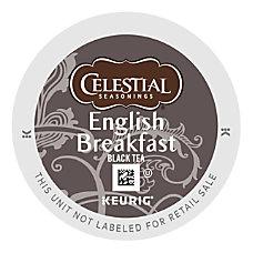 Celestial Seasonings English Breakfast Tea K
