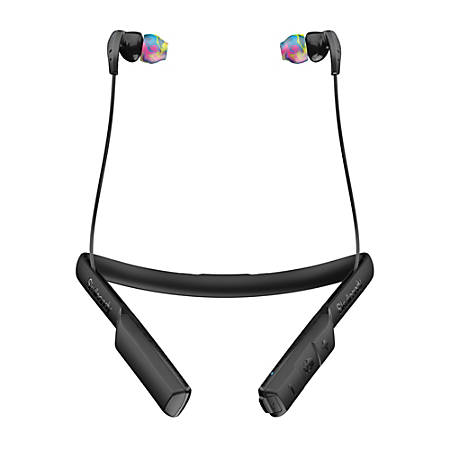 08372fd6ca6 Skullcandy Method Wireless In Ear Headphones BlackSwirl - Office Depot