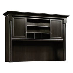 Sauder Palladia Collection Credenza Hutch Wind