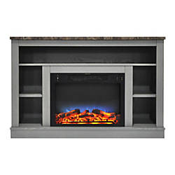 Cambridge Seville Electric Fireplace With LED