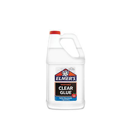 Elmer's® Glue, 1 Gallon, Clear