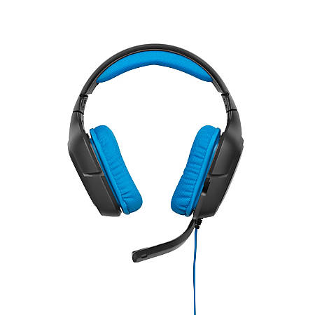 66da3ddee00 Logitech® G430 7.1 DTS Headphone X And Dolby Surround Sound Gaming Headset