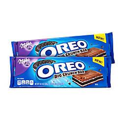 Milka Oreo Big Crunch Bars 105
