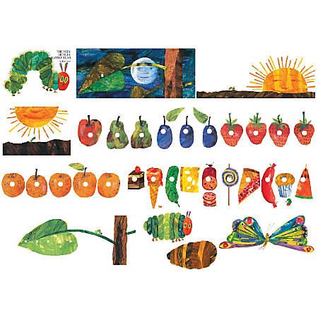 Little Folk Visuals The Very Hungry Caterpillar Flannel Board Set, Multicolor, Pre-K - Grade 5