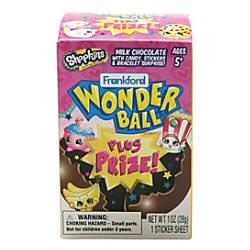 Frankford Candy Shopkins Wonder Ball 1