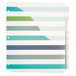 Office Depot Brand Fashion Pocket Dividers