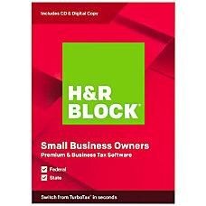 H R Block 2019 Premium Business