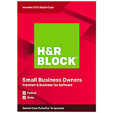 H R Block 2019 Premium Business