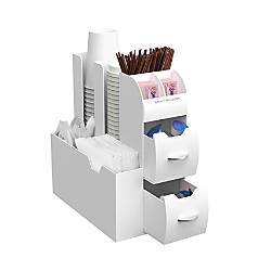 Mind Reader Organizer 10 Compartment Coffee
