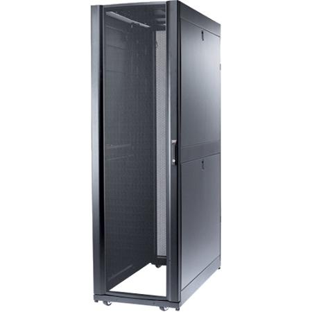 APC by Schneider Electric NetShelter SX 48U 600mm Wide x 1200mm Deep  Enclosure - 48U Rack Height x 19