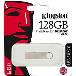 Kingston 128GB DataTraveler SE9 G2 USB
