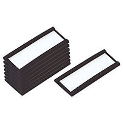MasterVision Magnetic Data Cards With Blank