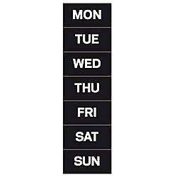 MasterVision Magnetic Days Of The Week
