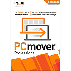 Laplink PCmover Professional 11 2 Use