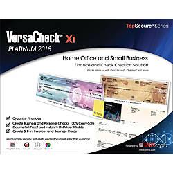VersaCheck X1 Platinum 2018 Traditional Disc