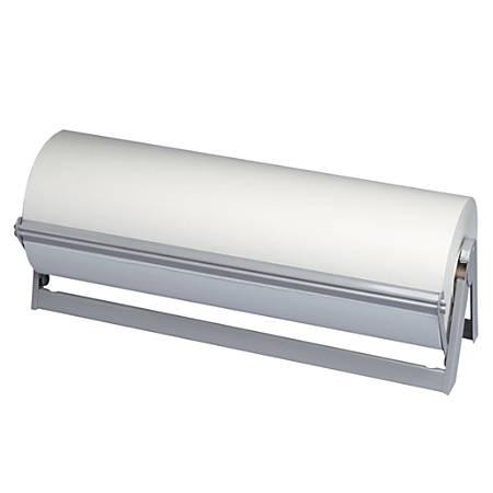 "Office Depot® Brand Newsprint Roll, 15"" x 1,440', 100% Recycled, White"