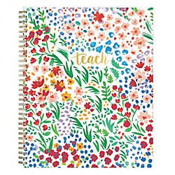Blue Sky WeeklyMonthly Academic Planner 8