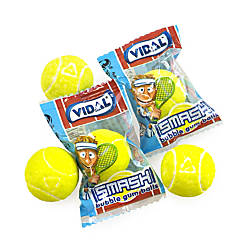 Vidal Individually Wrapped Smash Tennis Ball