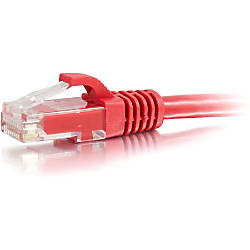 C2G 14ft Cat5e Snagless Unshielded UTP