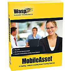Wasp MobileAsset Standard Edition 1 User