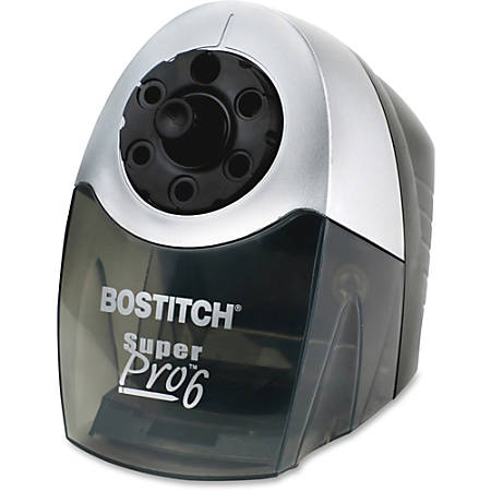 Stanley® Bostitch Commercial Electric Pencil Sharpener, Gray