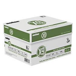 Boise X 9 Multiuse Copy Paper