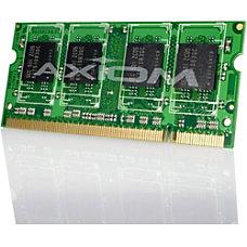 Axiom 256MB 144 pin x32 DDR2